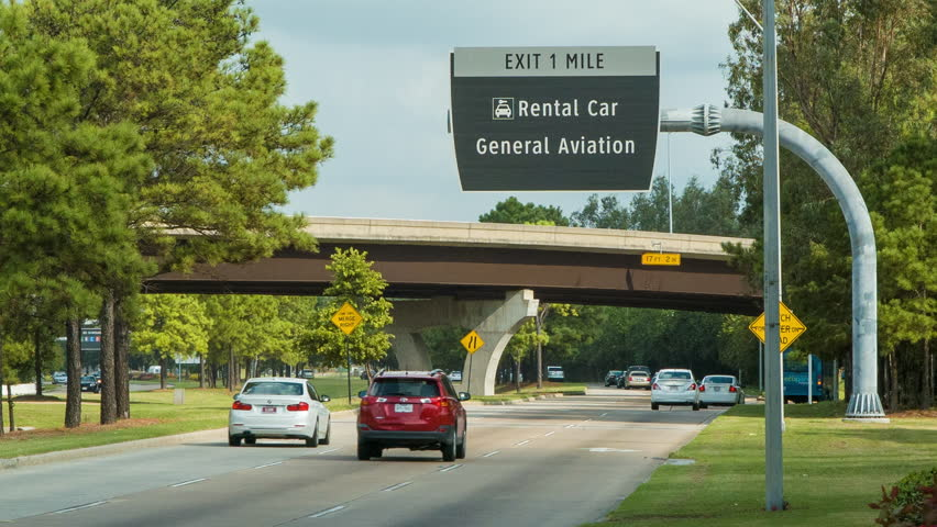 airport road signage stock footage video 1522918   shutterstock