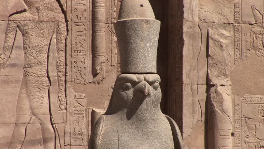 The Temple of Horus