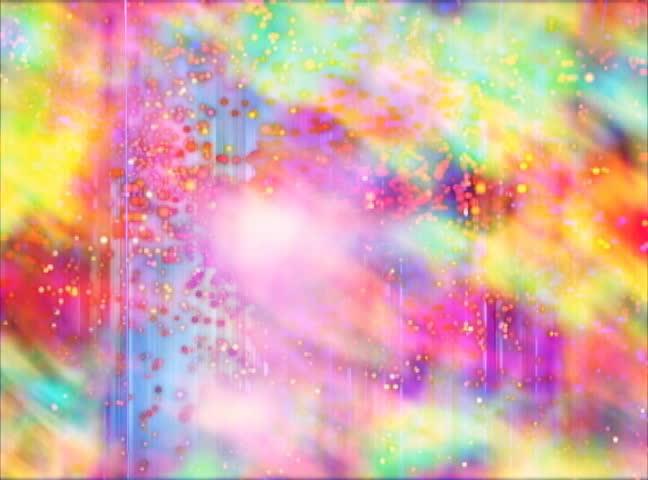 VJ Loop 051 Candy Flip
