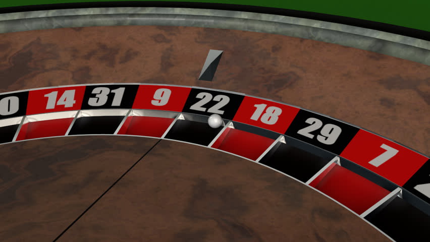 Roulette 22 voyages atmosphere casino