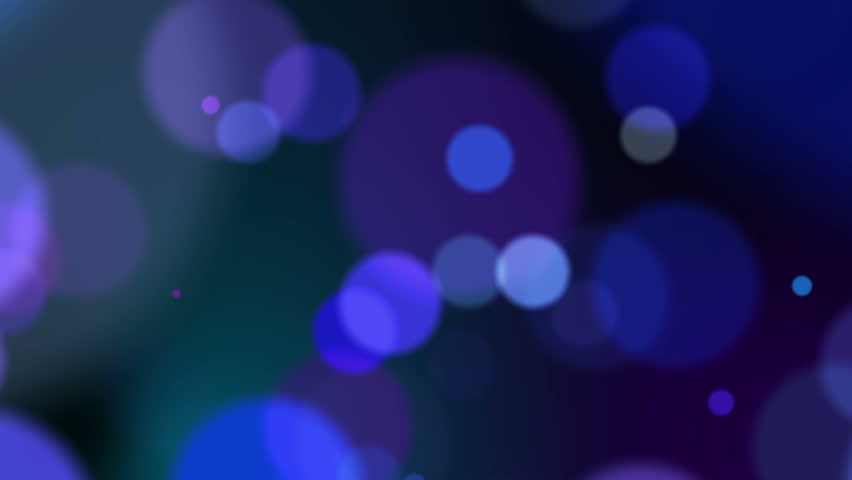 De focused Abstract Background - Move and Rotate - Dark