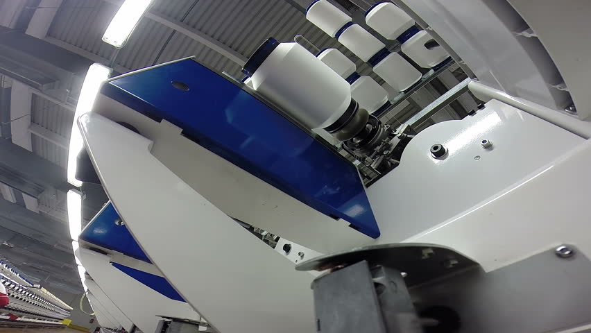 synthetic manufacturing machine