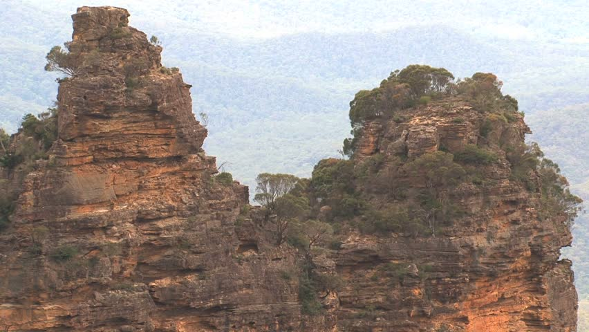 Blue mountains in the Sydney area