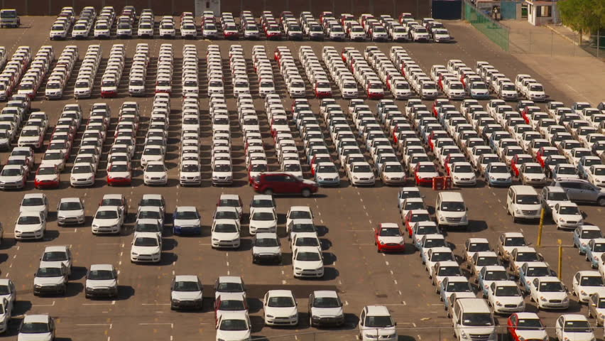 car lot tracking