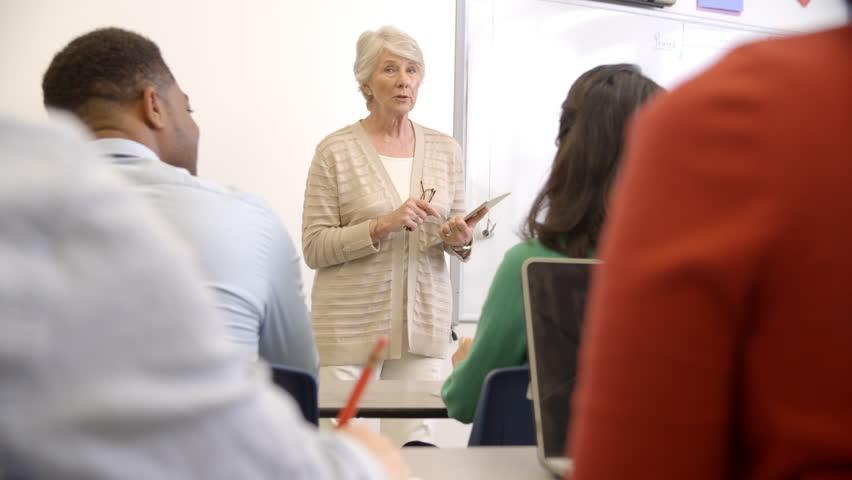 Header of Adult Education