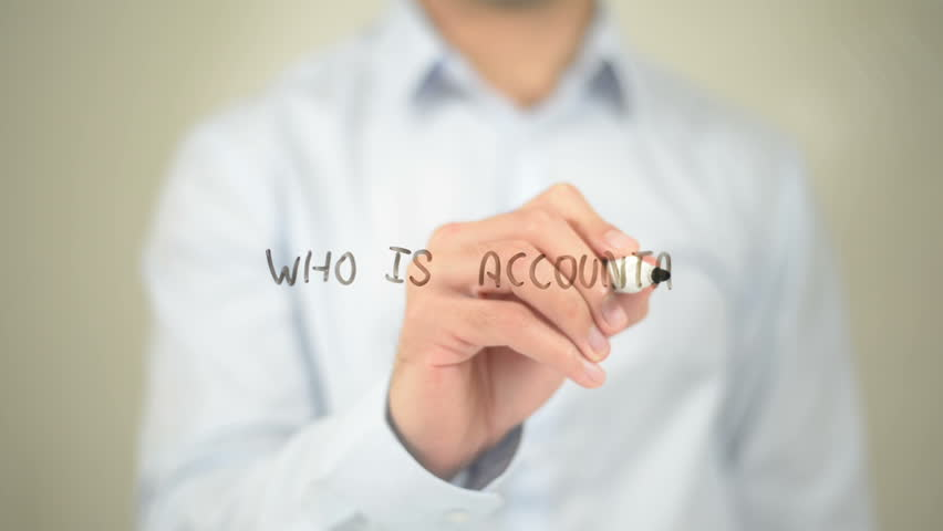 Header of accountable