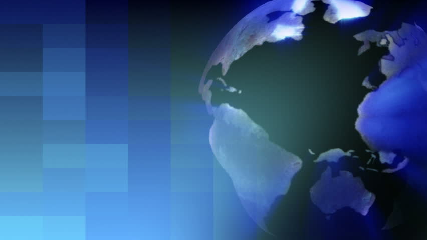 Global Meeting - HD stock footage clip