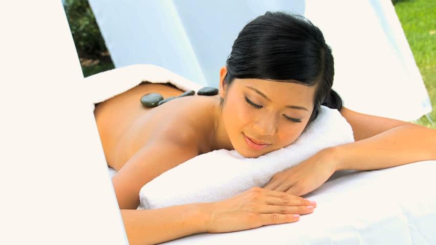 Hot Stone Massage Porn Videos Pornhubcom