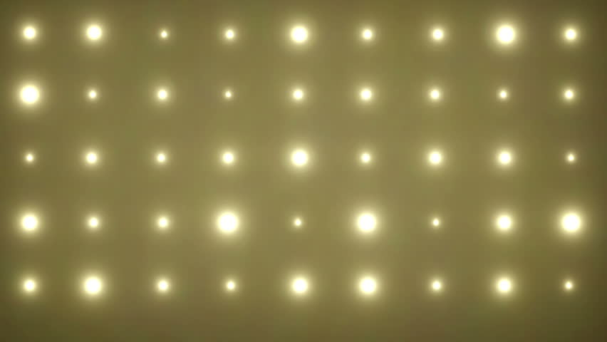 Wall of Lights