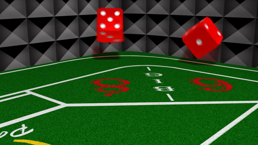 Lucky Seven Dice Craps (HD).