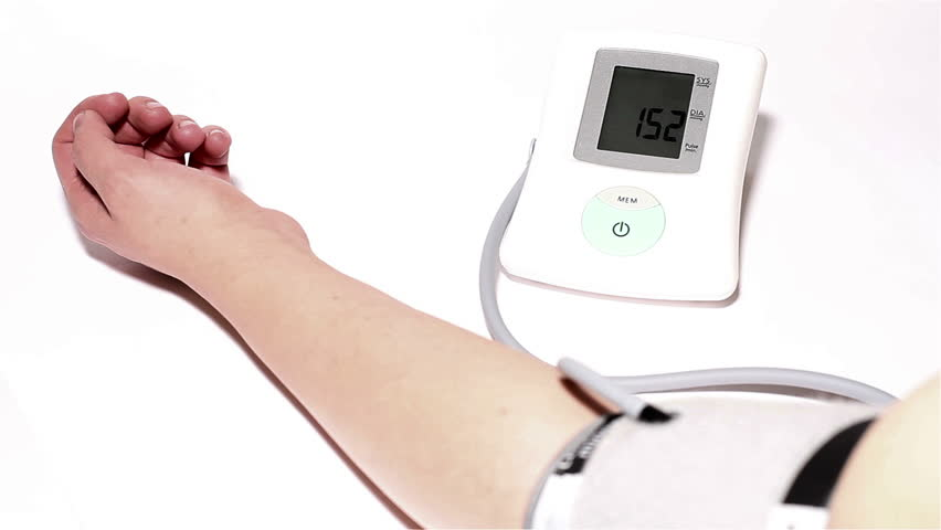blood pressure checking machine