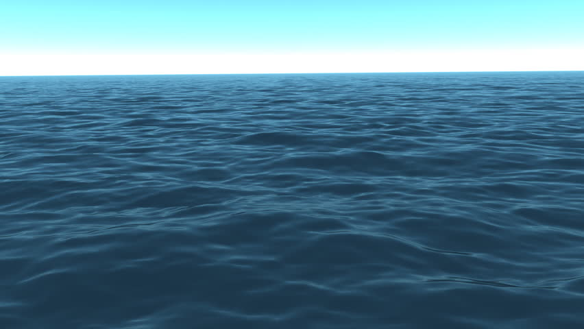 how to draw calm waves