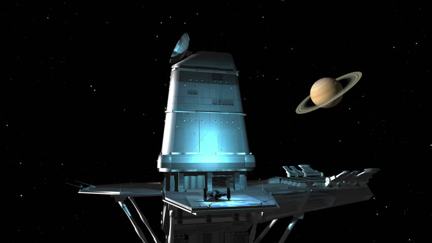 Space Ship Stock Footage Video 2143406 Shutterstock