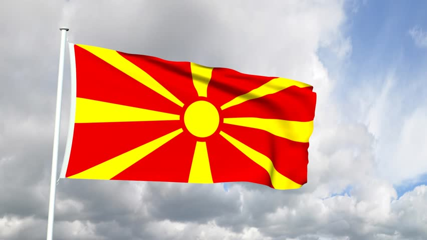 Flag of Macedonia - HD...