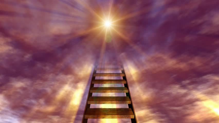 stairway to heaven background - photo #27