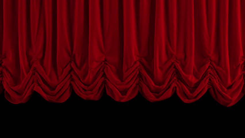Theatre Stage Curtains Video