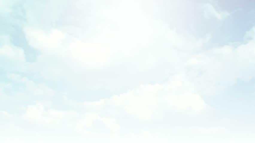 cloud loop animation stock footage video 2249977