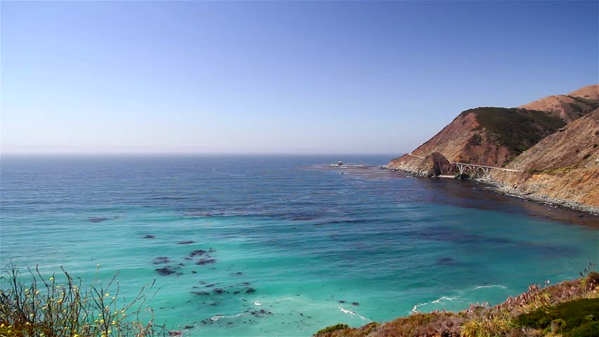 Pacific Ocean - California - PentaxForums.com  |Pacific Ocean California