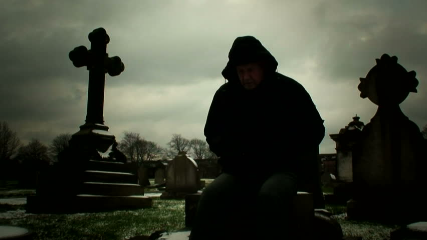 Man+at+grave footage #page 3  Stock clips & videos