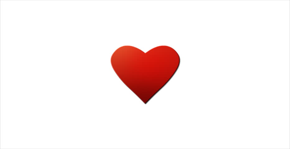 red animated hearts on - photo #18