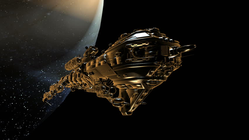 Space Ship Stock Footage Video 3861269 Shutterstock