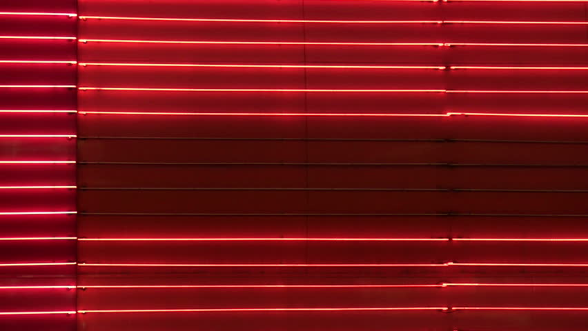 Neon Lights For Wall : Blank Red Neon Wall Loop Stock Footage Video 3950933 - Shutterstock
