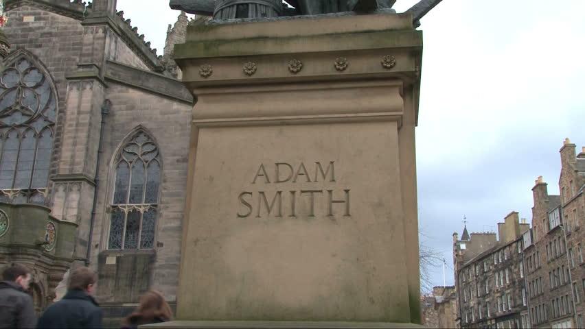 Header of Adam Smith