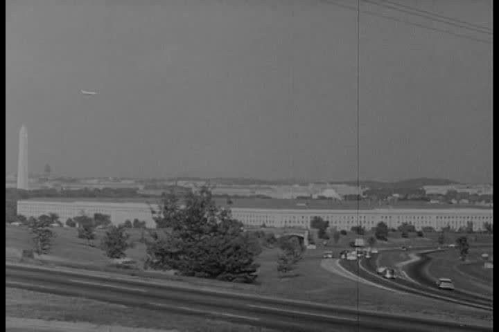 1960s - Good shots of the Pentagon in Washington D.C. in the 1940s.