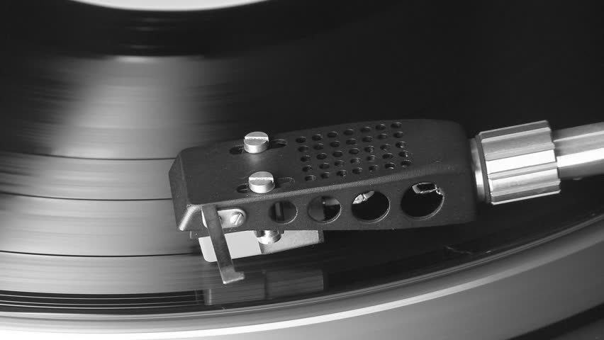 Turntable vinyl player