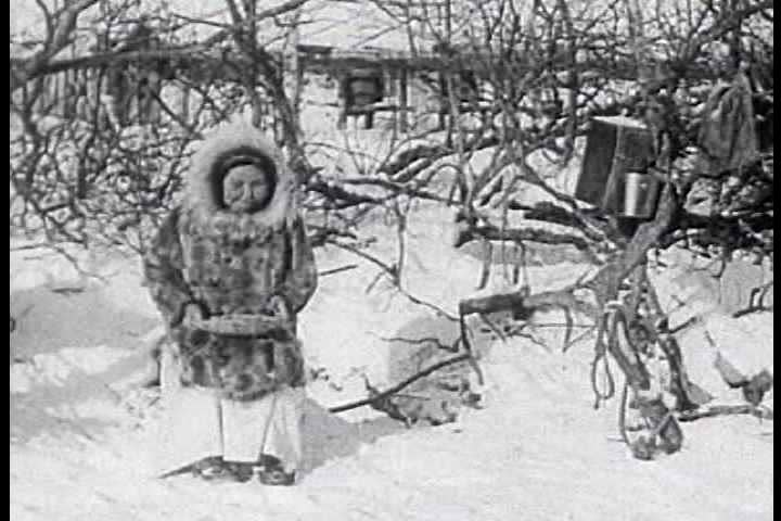 1930s - Father Bernard Hubbard tells of Alaska's value in 1936 including a good profile of Eskimo life.
