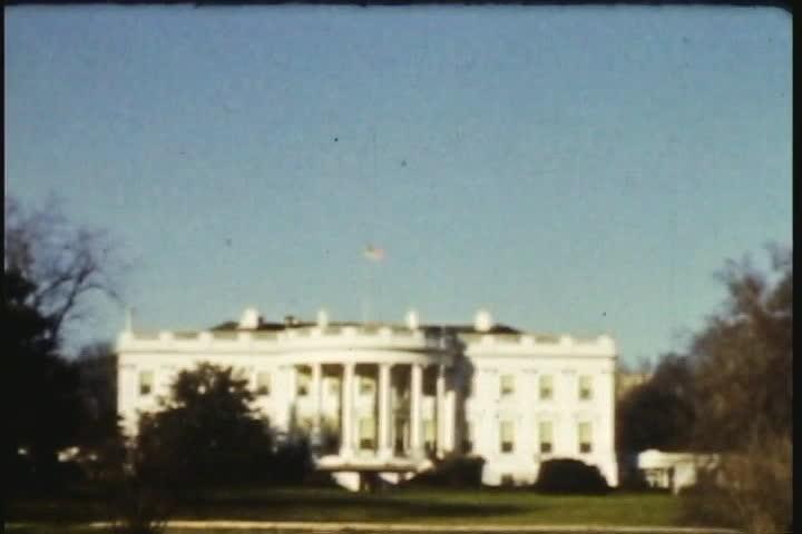 White House Circa 1940s Stock Footage Video 4132696 ... 1940s White House Scottie