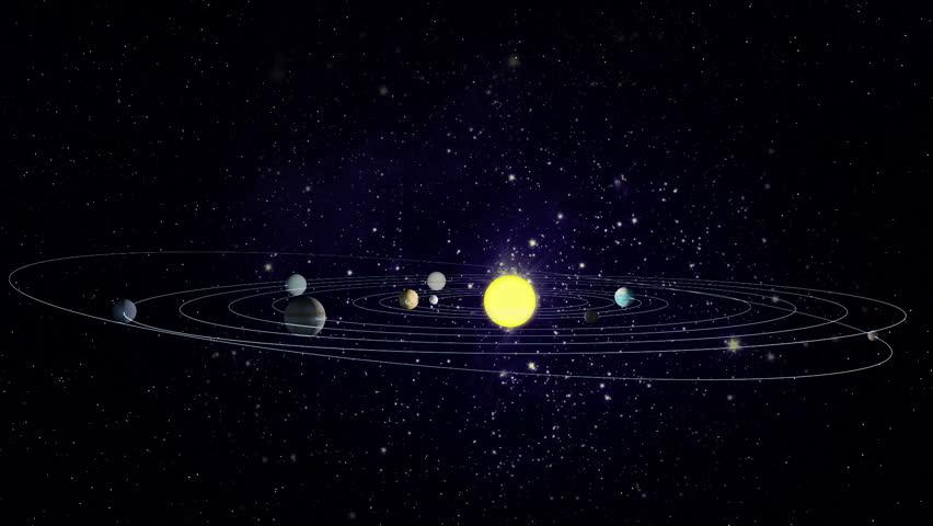 solar system moving - photo #26