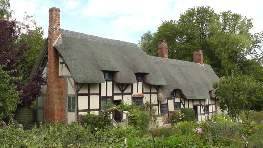 Anne Hathaway's (William Shakespeare's Wife) Famous ... Anne Hathaway S Cottage