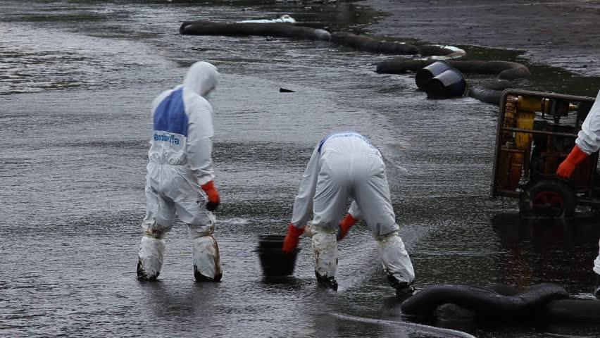 lagoon spill