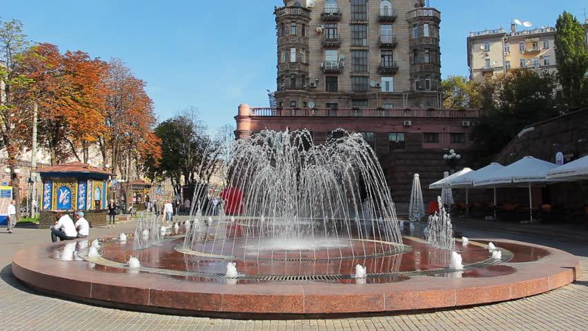 Fountain big and beautiful singles