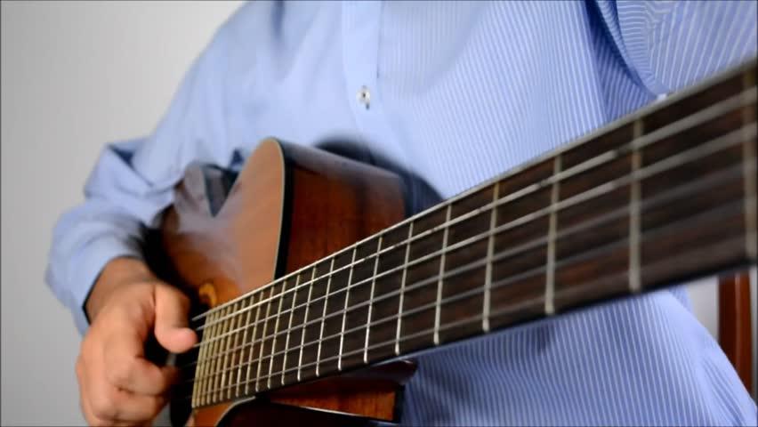 guitar pick footage stock clips videos. Black Bedroom Furniture Sets. Home Design Ideas