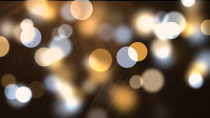 Golden Abstract Background - HD stock video clip