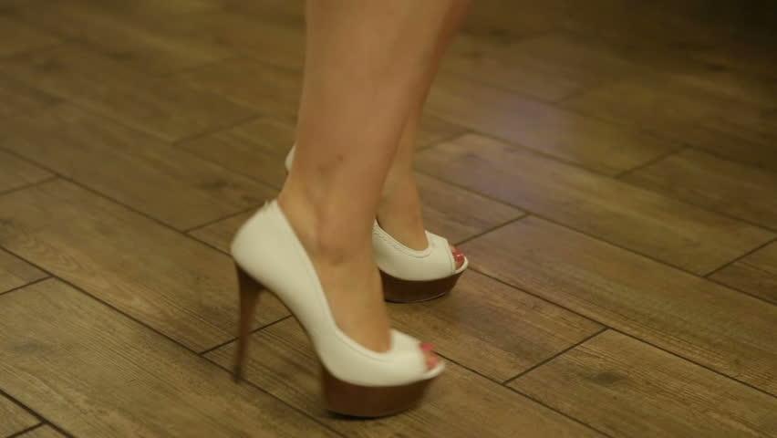 Feet of Dancing People