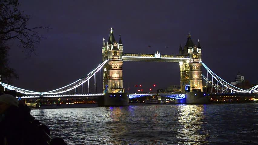 bridge gb night london - photo #20