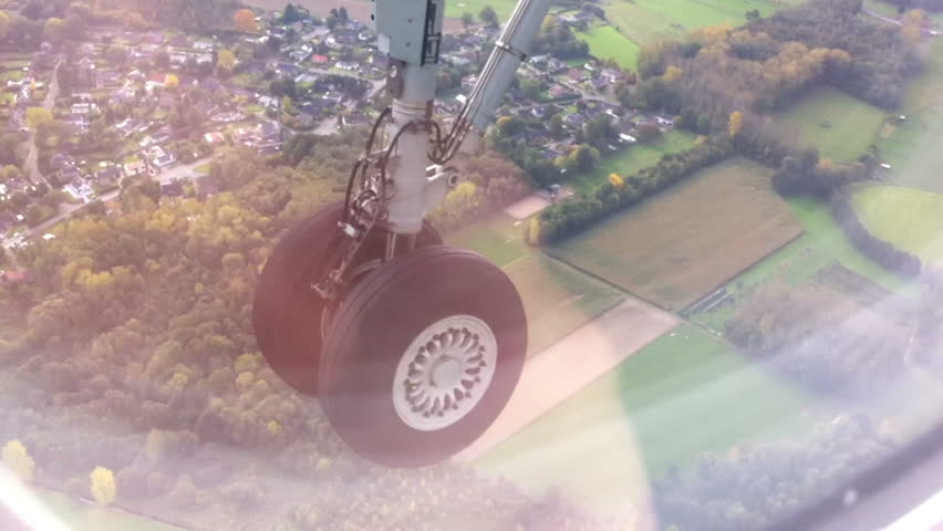 The airplanes Wheels
