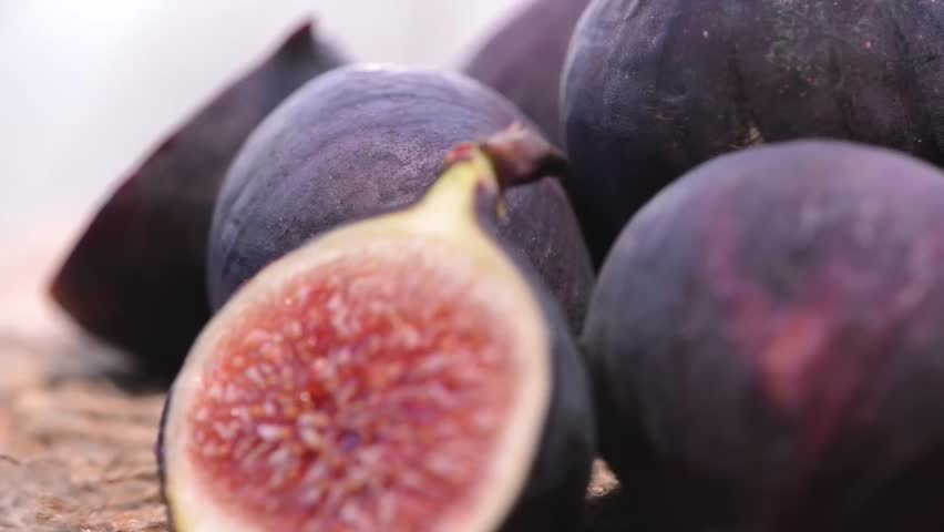 how to eat fresh figs video