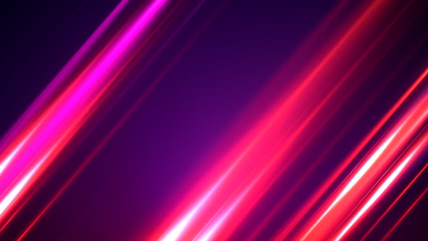 A beautifully animated video background of diagonal flashing lights. - HD stock video clip