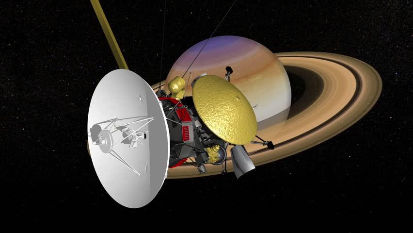 cassini saturn satellite - photo #38