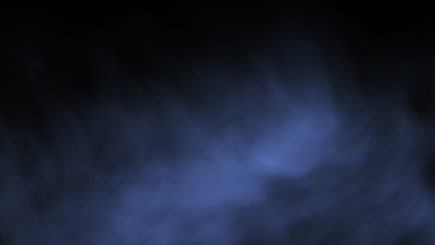 Spooky Foggy Mist Clouds (60fps). 30 Seconds Of Artificial ...