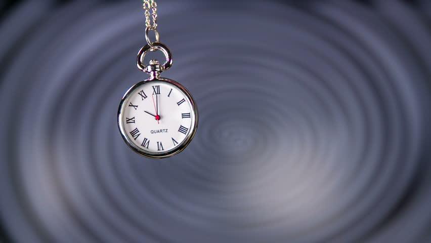 Watch the swinging watch