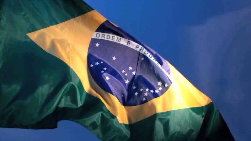 Waving Flag Brazil Version
