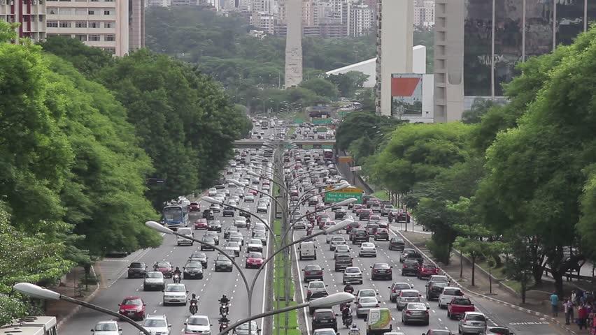 Latin America: Where cars are deadlier than crime |Sao Paulo Brazil Traffic