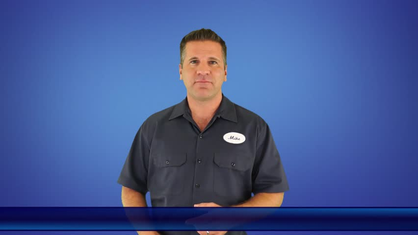 A Spokesperson Does a Generic Commercial For Any Handyman Service