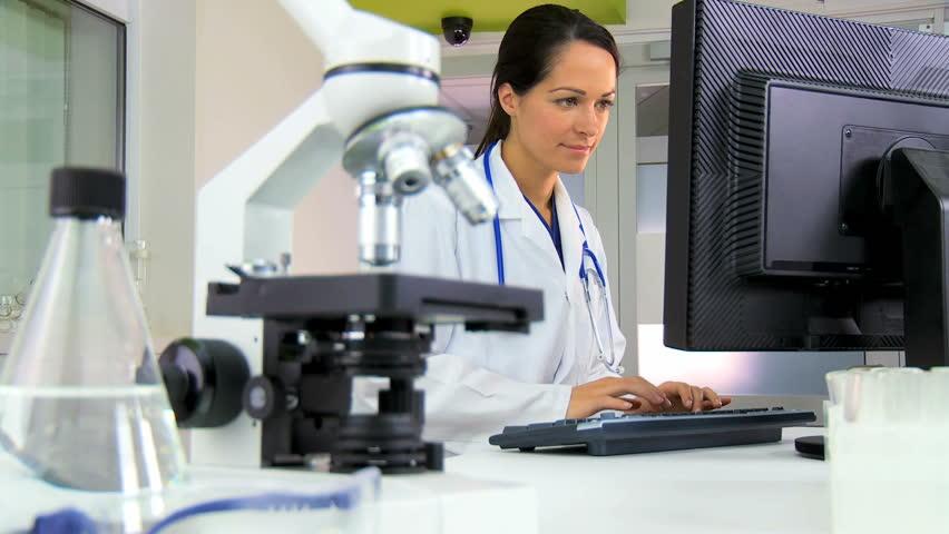 Technology in medical essay lab