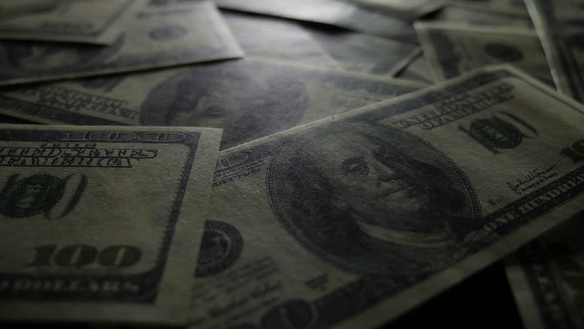 Money Background. American Dollars